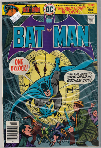 Batman Issue # 280 DC Comics $25.00