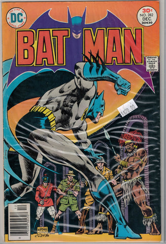 Batman Issue # 282 DC Comics $20.00