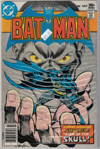 Batman Issue # 289 DC Comics $25.00