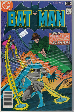 Batman Issue # 302 DC Comics $15.00