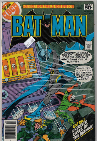 Batman Issue # 305 DC Comics $15.00
