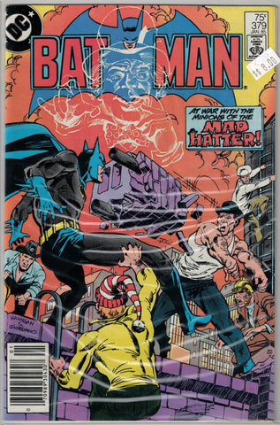 Batman Issue # 379 DC Comics $8.00