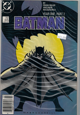 Batman Issue # 405 DC Comics $25.00