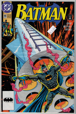 Batman Issue # 466 DC Comics $4.00