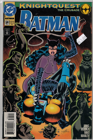 Batman Issue # 504 DC Comics $3.00