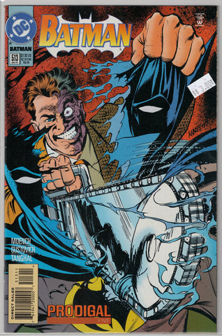Batman Issue # 513 DC Comics $3.00