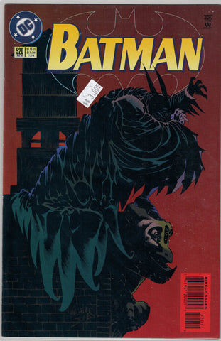 Batman Issue # 520 DC Comics $3.00