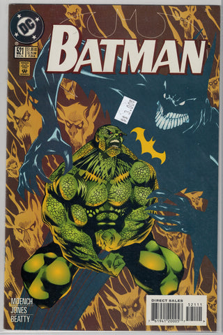 Batman Issue # 521 DC Comics $3.00