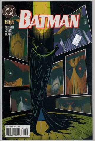 Batman Issue # 524 DC Comics $3.00
