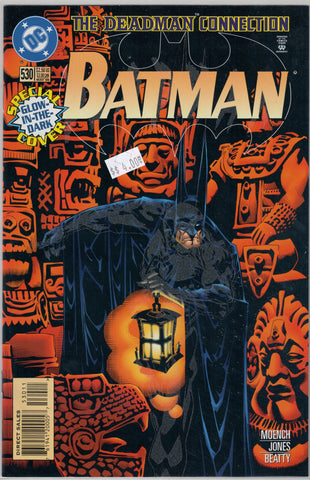 Batman Issue # 530 (Special Glow In The Dark Cover) DC Comics $4.00
