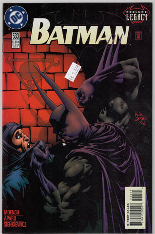 Batman Issue # 533 DC Comics $3.00