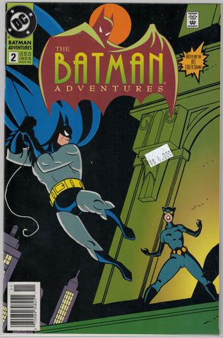 Batman Adventures Issue #  2 DC Comics $4.00