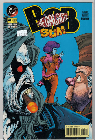 Bob the Galactic Bum Issue # 4 DC Comics $3.00