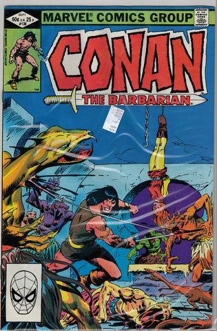 Conan The Barbarian Issue #138 Marvel Comics $4.00