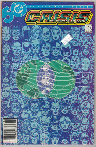 Crisis on Infinite Earths Issue # 5 DC Comics $12.00