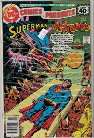 DC Comics Presents Issue #  7   $12.00