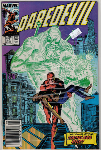 Daredevil Issue # 243 Marvel Comics $3.00