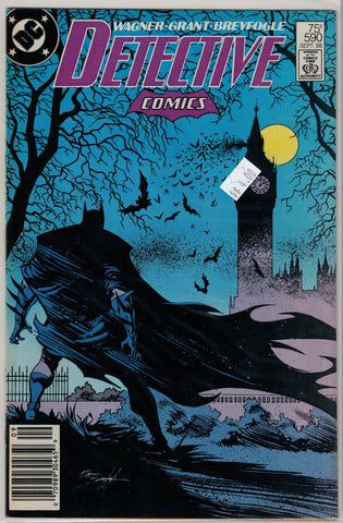 Detective (Batman) Issue # 590 DC Comics $4.00