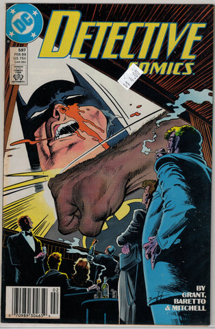 Detective (Batman) Issue # 597 DC Comics $4.00