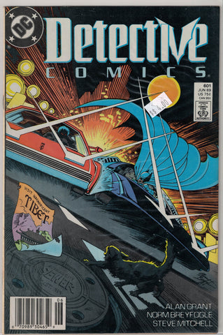Detective (Batman) Issue # 601 DC Comics $4.00