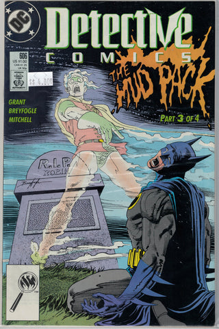 Detective (Batman) Issue # 606 DC Comics $4.00