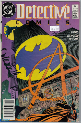 Detective (Batman) Issue # 608 DC Comics $4.00