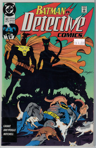 Detective (Batman) Issue # 612 DC Comics $4.00
