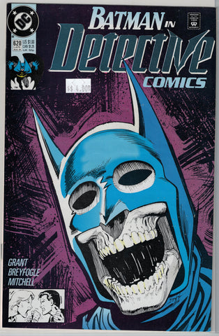 Detective (Batman) Issue # 620 DC Comics $4.00