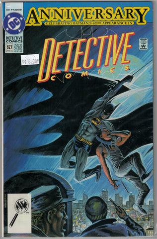 Detective (Batman) Issue # 627 DC Comics $6.00