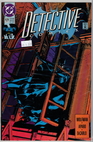 Detective (Batman) Issue # 628 DC Comics $4.00