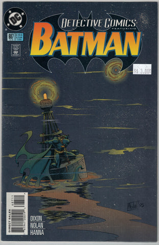 Detective (Batman) Issue # 687 DC Comics $3.00