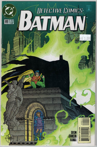 Detective (Batman) Issue # 690 DC Comics $3.00