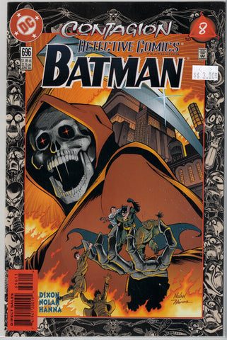 Detective (Batman) Issue # 696 DC Comics $3.00