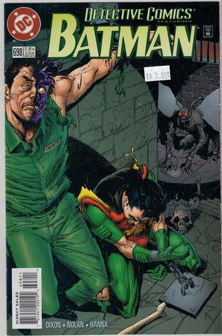 Detective (Batman) Issue # 698 DC Comics $3.00