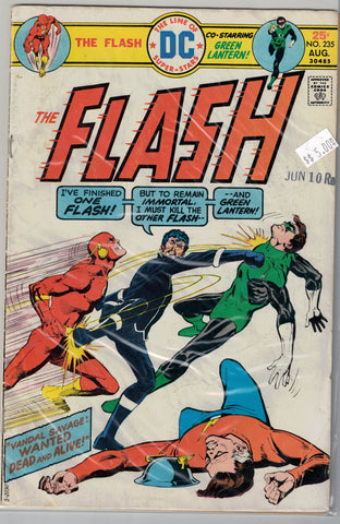 Flash Issue # 235 DC Comics $5.00