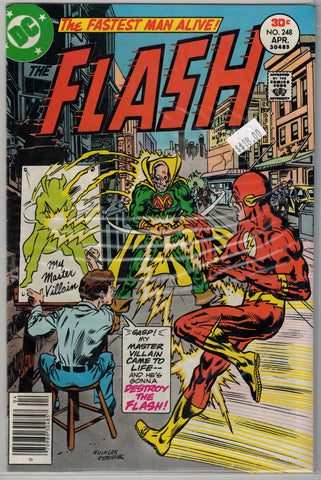 Flash Issue # 248 DC Comics $18.00