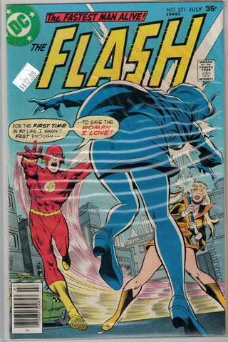 Flash Issue # 251 DC Comics $12.00