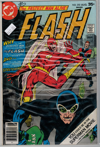 Flash Issue # 252 DC Comics $12.00