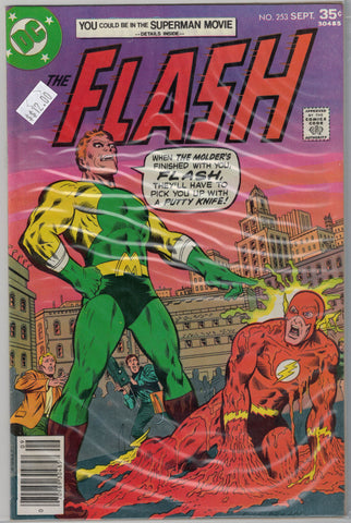 Flash Issue # 253 DC Comics $12.00