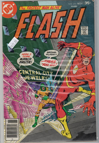 Flash Issue # 255 DC Comics $12.00