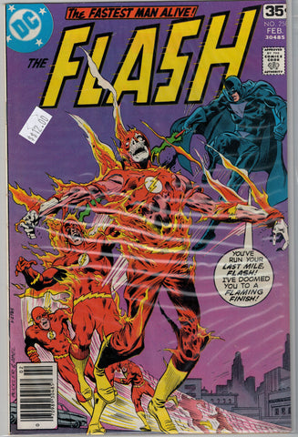 Flash Issue # 258 DC Comics $12.00