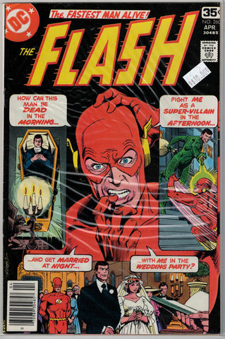Flash Issue # 260 DC Comics $10.00