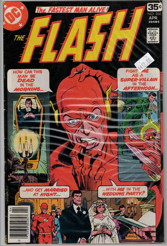 Flash Issue # 260 DC Comics $12.00