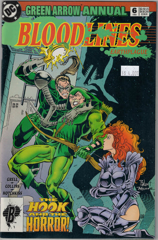 Green Arrow Issue # Annual 6 DC Comics $4.00