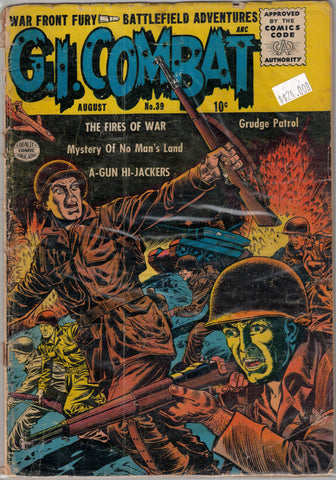 G.I. Combat Issue # 39 DC Comics $24.00