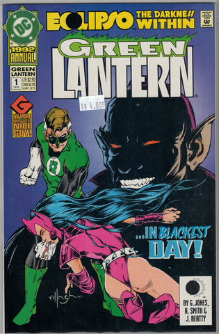 Green Lantern Issue Annual # 1 DC Comics $4.00