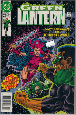Green Lantern Issue #23 DC Comics $4.00