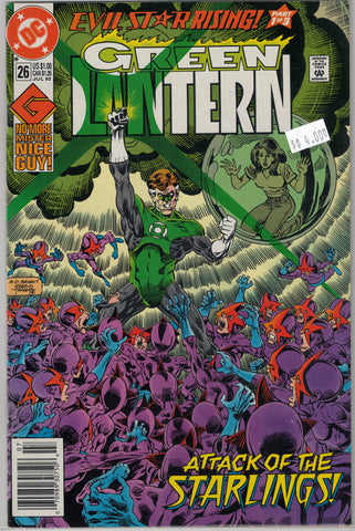 Green Lantern Issue #26 DC Comics $4.00