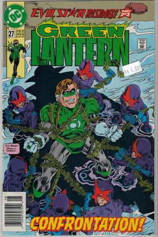 Green Lantern Issue #27 DC Comics $4.00