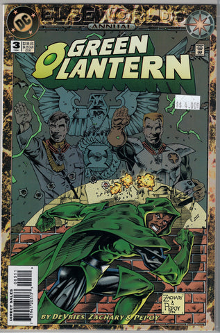 Green Lantern Issue Annual #3 DC Comics $4.00